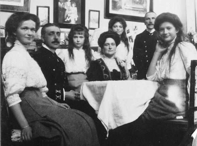 Фото №6 - Милые и забавные архивные фото царской семьи Романовых