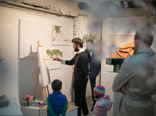 Фото №2 - В галерее WeАrt прошел «Апрельский салон»