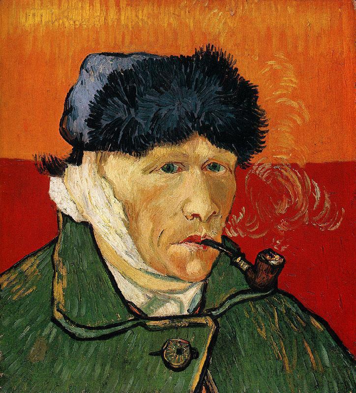 Фото №1 - Стала известна судьба отрезанного уха Ван Гога