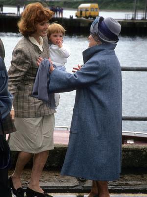 Фото №4 - Превратности судьбы: кому принадлежал титул герцогини Йоркской до Сары Фергюсон