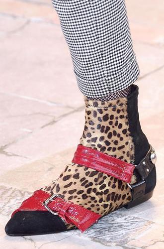 Фото №55 - Самая модная обувь сезона осень-зима 16/17, часть 2