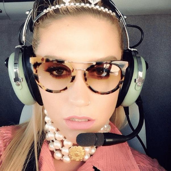 Фото №28 - Звездный Instagram: Знаменитости и самолеты