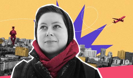 «Новосибирск— недооцененный город»: прогулка по центру с московским архитектором Катей Поповой