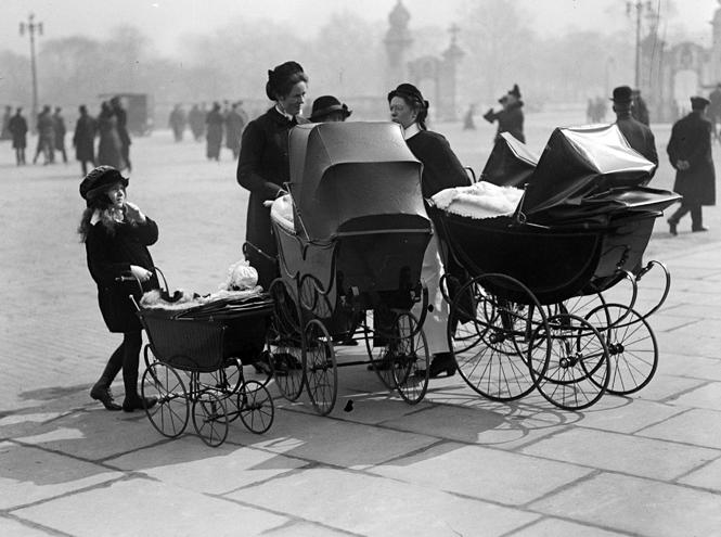 Фото №2 - Няни королевских наследников: почему не стоит недооценивать женщин в тени