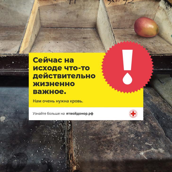 Фото №2 - Красный Крест объявил о нехватке донорской крови из-за пандемии Covid-2019