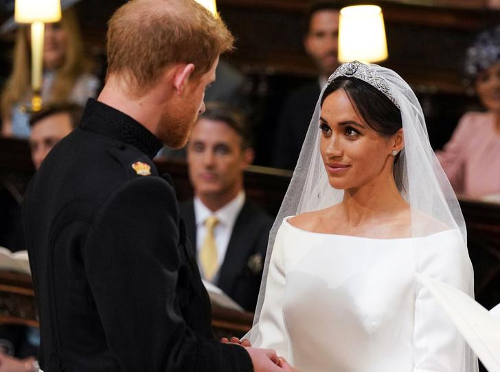 Фото №1 - Сассекские рассказали о личных деталях своей свадьбы