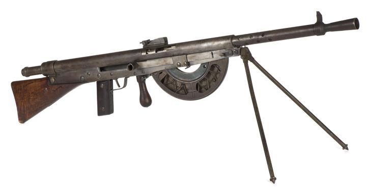 Фото №2 - Пулемет Шоша— худшее оружие в истории