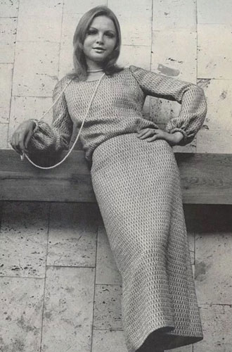 Фото №7 - Красные королевы: судьба самых ярких советских манекенщиц