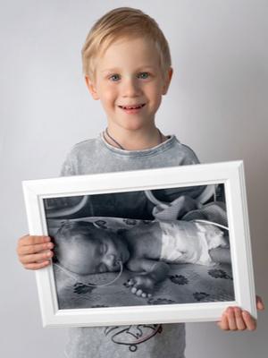 Фото №4 - Прирожденные бойцы: 14 историй детей, родившихся раньше срока
