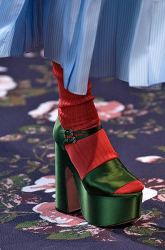 Фото №8 - Самая модная обувь сезона осень-зима 16/17, часть 1