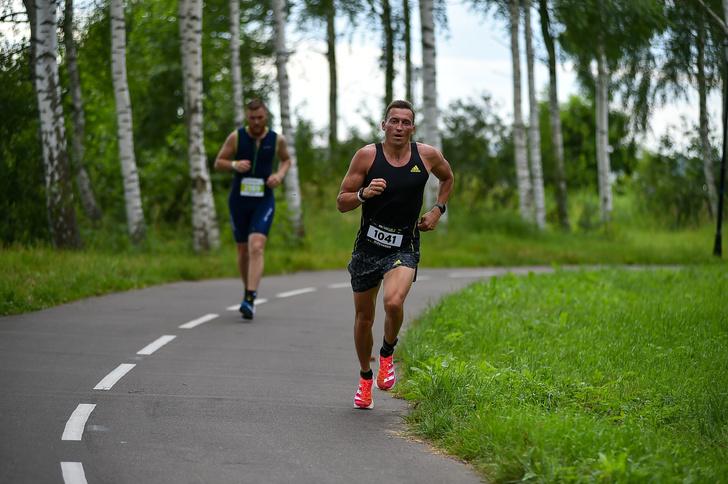 Фото №2 - Пять советов от олимпийского чемпиона, как подготовиться к триатлону