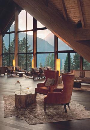 Фото №3 - Спа-отель Lefay в Доломитовых Альпах