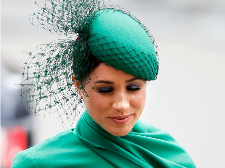 Фото №2 - Секрет сияющей кожи герцогини Меган