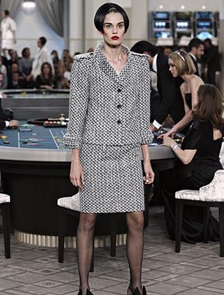 Фото №24 - Неделя Высокой моды в Париже: Chanel FW2015/16