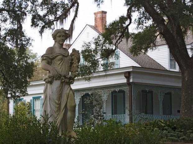 Фото №2 - Миртовая плантация: тайны и призраки одного из самых загадочных домов Америки