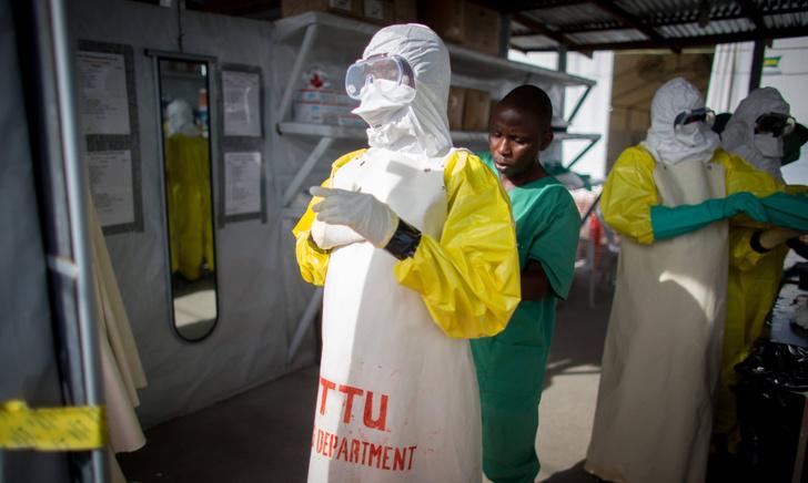 Фото №1 - Климатический кризис повышает риск новых вспышек Эболы