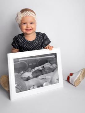 Фото №9 - Прирожденные бойцы: 14 историй детей, родившихся раньше срока