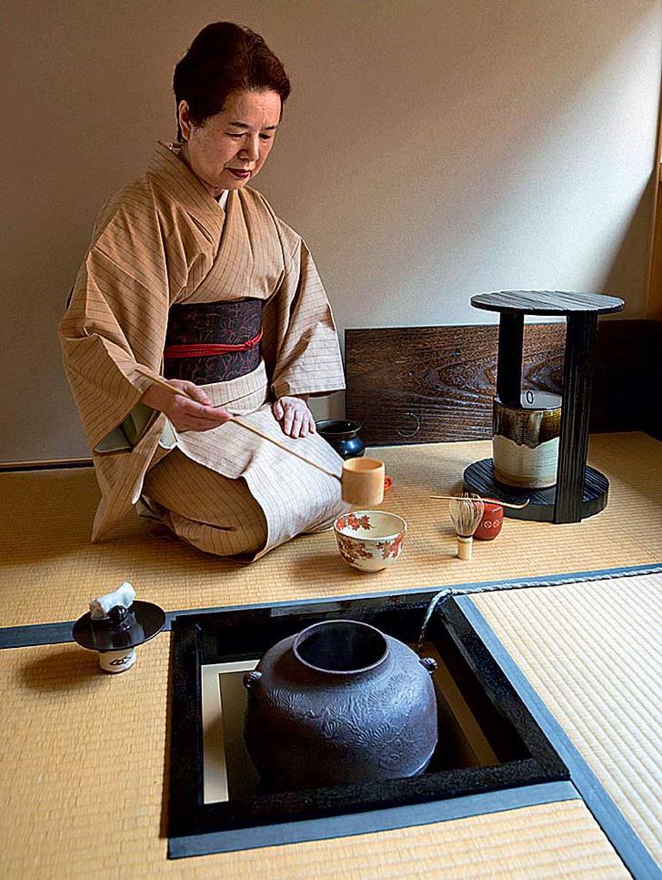 Фото №4 - Чайная шкатулка