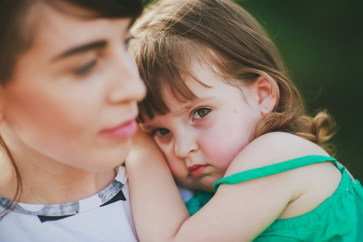 Фото №1 - Исследование: дети распознают агрессивных взрослых и стараются их не злить