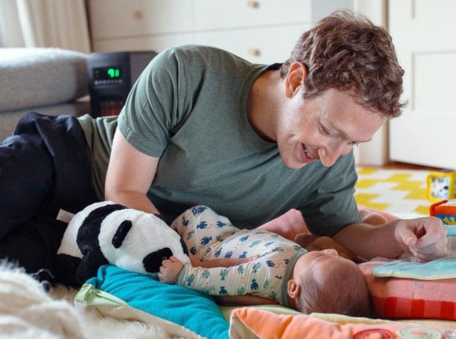 Фото №11 - 25 по-настоящему милых фото самых знаменитых отцов в мире