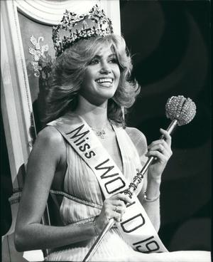Фото №9 - Самые яркие победительницы «Мисс мира» за всю историю конкурса