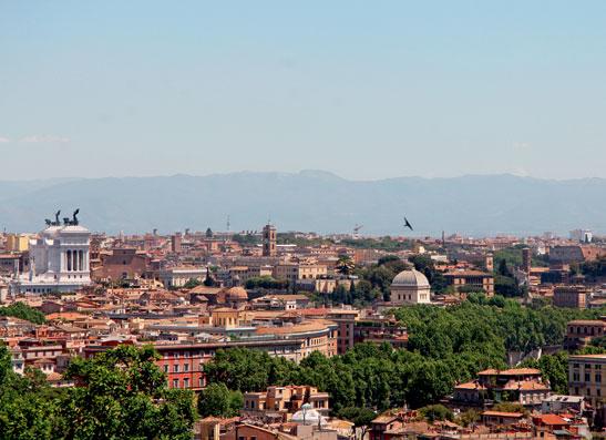 Фото №1 - Рим для гурманов