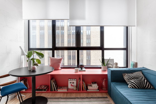Фото №2 - Уютный уголок у окна: 8 креативных решений