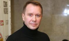 Евгений Миронов показал сына, которого скрывал 7 лет