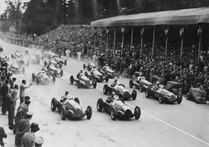 Фото №1 - «Формула-1»: боевое прошлое и технологичное настоящее