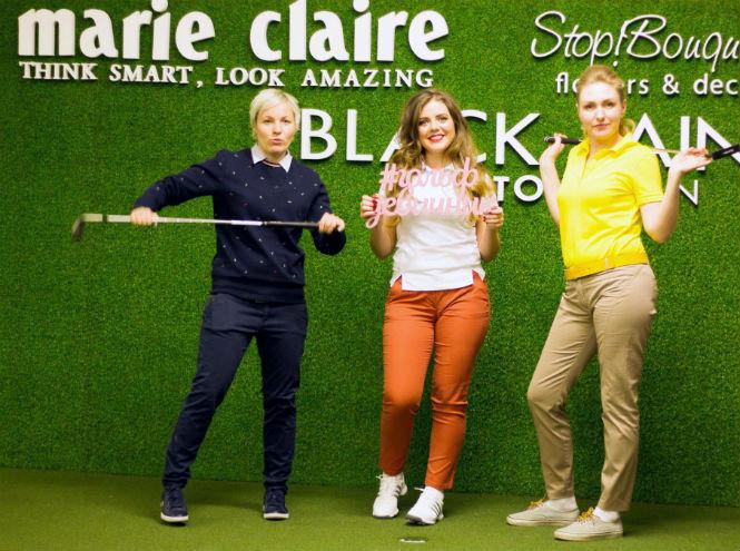 Фото №4 - Победила дружба: турнир по гольфу для леди