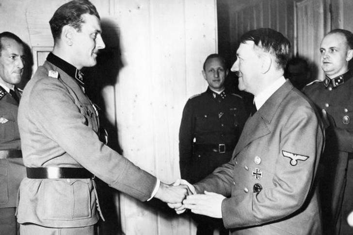Фото №2 - Конец операции «Гриф»: как немцы в американскую униформу переодевались и что из этого вышло