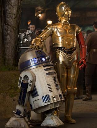 Фото №9 - За что актеры «Звездных войн» ненавидят «Звездные войны»