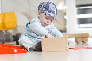 Фото №1 - Безопасность малыша и игрушки