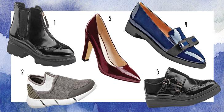 Фото №1 - Топ-10: Обувь для школы