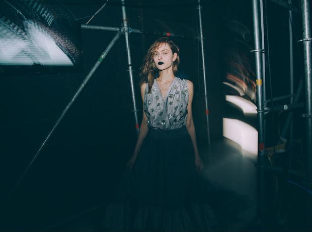 Фото №12 - Пятый день Mercedes-Benz Fashion Week Russia 2017