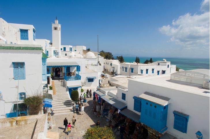Фото №7 - Жемчужина Туниса: зачем ехать в бело-голубой город Сиди-бу-Саид