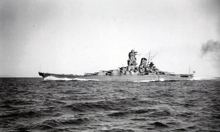Фото №2 - Плавучие крепости: самые большие военные корабли прошлого и настоящего