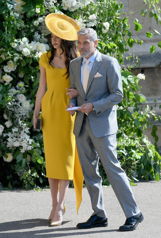 Фото №8 - 20 самых стильных гостей на свадьбе Меган Маркл и принца Гарри