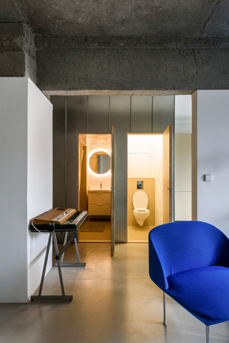 Фото №13 - Бетонная квартира 70 м² в Братиславе