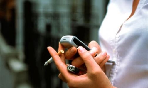 Фото №1 - Петербургские врачи заставили тысячи россиян бросить курить с помощью телефона