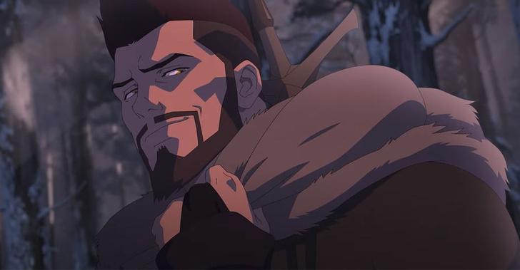 Фото №9 - Самые крутые персонажи в аниме от Netflix «Ведьмак: Кошмар волка»