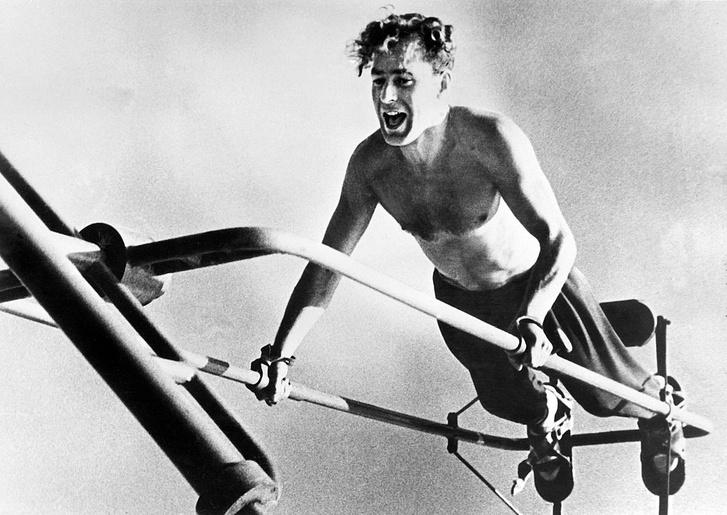 Фото №1 - Первый длительный: Герман Титов и его 17 оборотов вокруг Земли