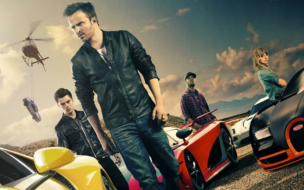 Тоби, «Need for Speed: Жажда скорости»