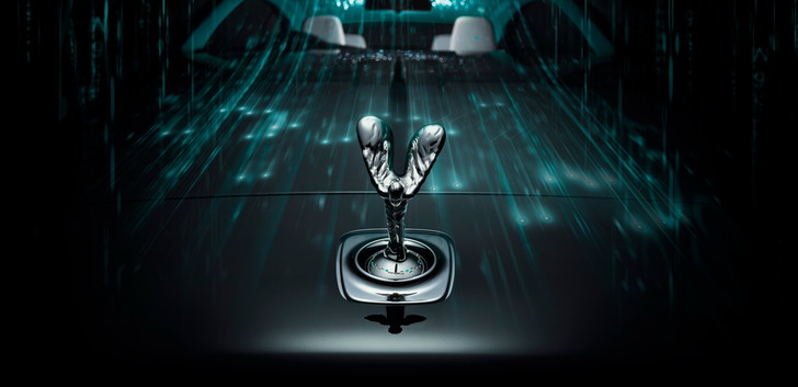 Фото №3 - «Элементарно, Ватсон?»— Rolls-Royce выпустил автомобиль с секретным посланием