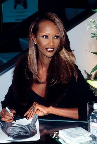 Фото №6 - Звезда Иман, или Как супермодель сделала Африку модной