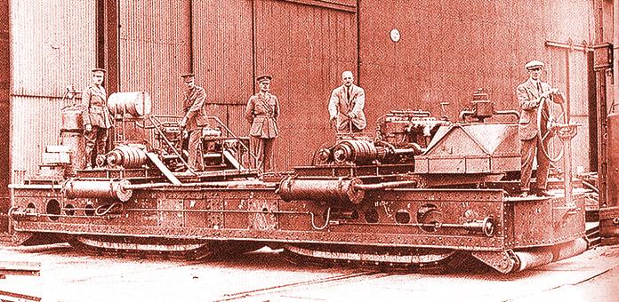 Фото №5 - Прототанки: самые сумасшедшие танки в истории