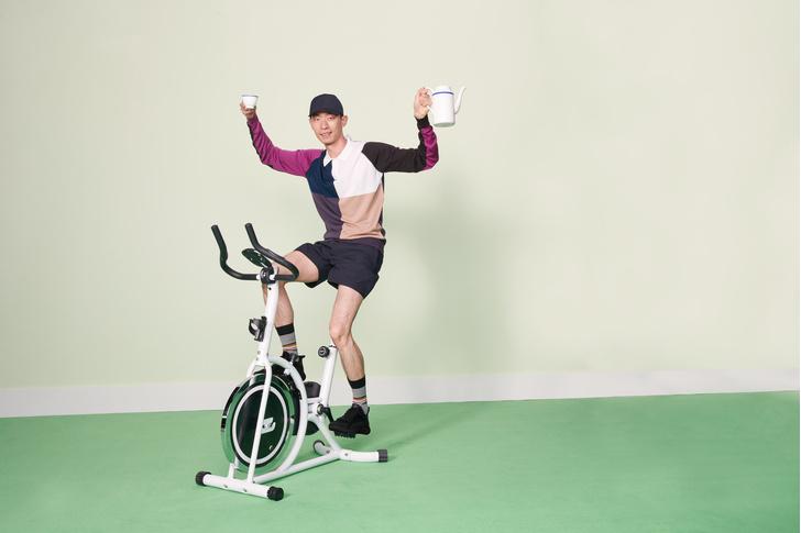 Фото №4 - ECCO представили новую коллекцию кроссовок Athletic Leisure Club