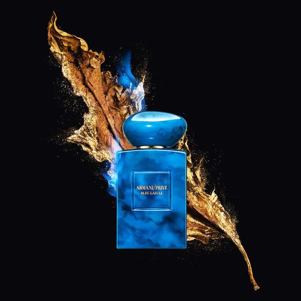 Фото №8 - Магия бирюзы и лазурита: новые ароматы Armani Prive