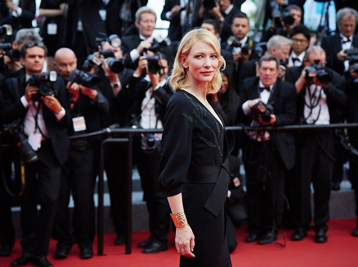 Фото №2 - Королева Канн: Кейт Бланшетт и ее модные образы за всю историю кинофестиваля