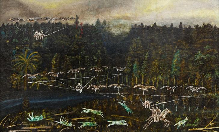 Фото №3 - Выставка «Зазеркалье Павла Леонова» в ММОМА